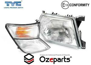 RH RHS Right Head Light + Corner Lamp For Nissan Patrol GU / Y61 Series 1 97~02
