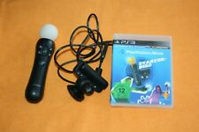Starter Disc + Kamera + Move Controller für Sony Playstation 3
