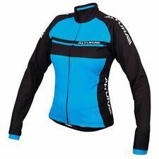 Altura Long Sleeve Cycling Jerseys with Half Zipper