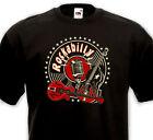 T-shirt ROCKABILLY Rock'n'Roll Big Beat Cats Teddy Boy Crazy Cavan Matchbox Jets