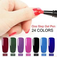 CG_ ALS_ KF_ 5ml Soak Off UV LED Gel Polish Nail Varnish Manicure Primer Lacquer