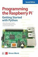 Programming the Raspberry Pi: Getting Started with Python (Paperback or Softback