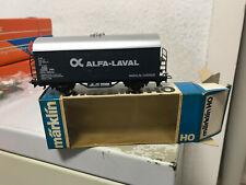 "Märklin SoMo  Güterwagen ""ALFA-LAVAL"" Schweden  TOP + OVP"