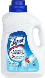 Laundry Sanitizer Additive, 0% Bleach 150 Fl. Oz Hard to find
