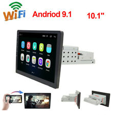 1Din Android 9.1 Car Radio Stereo Gps Navigation Touch Screen Car Video Player
