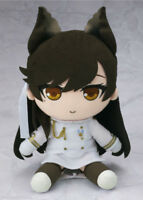 Azur Lane Atago Plush Doll Stuffed toy GIFT 20cm Comiket anime from Japan
