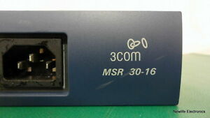 HP JF233A MSR30-16 H3C Wired Ethernet (RJ-45) Router