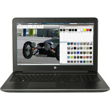 "New HP 15.6"" ZBook 15 G4 15.6'' FHD Mobile Workstation Intel i7-7700HQ 8GB 1TB"