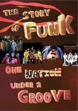THE STORY OF FUNK: ONE NATION UNDER A GROOVE -BBC 4 DOCUMENTARY + GENIUS OF FUNK