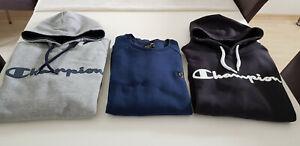 3 x Sweatshirt Jungen Under Armoure Champion Champion Gr. M