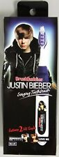 Justin Bieber Singing Toothbrush Brush Buddies Somebody to Love Me New Box Blue