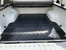 Genuine Volkswagen Amarok Rear Cargo Mat / Tub Liner - Rubber (2012-Current) 2H