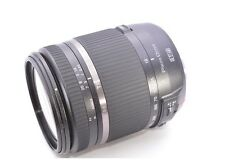 TAMRON High Magnification Zoom Lens 18-270mm F3.5-6.3 Di II VC PZD TS for Nikon