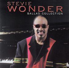 STEVIE WONDER : BALLAD COLLECTION / CD (MOTOWN 153 928-2)