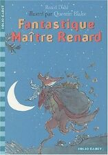 Fantastique Maitre Renard (French Edition)-ExLibrary