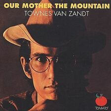 FREE US SHIP. on ANY 2 CDs! NEW CD Townes Van Zandt: Our Mother The Mountain