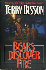 Bears Discover Fire by Terry Bisson-1993-First Edition/DJ