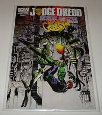 JUDGE DREDD # 19  IDW Comic  May 2014   NM  SUBSCRIPTION COVER VARIANT EDITION