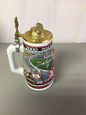 Dale Earnhardt Jr. Commemorative Stein #06538 Budweiser Salutes A Winner #502Z