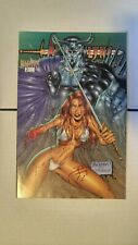 Avengelyne #2 December 1995 Stinsman  Maximum Press