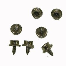 """Boat Cover Snap 3/8"""" Screw Stud stainless steel"""
