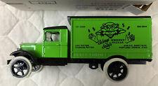 ERTL Salvage Sally's Portland Oregon 1931 Hawkeye Truck Die cast Bank New W/Key