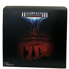 "NECA HALLOWEEN 3, SEASON OF THE WITCH 3-PACK, 8"" CLOTHED FIGURES (BRAND NEW)"