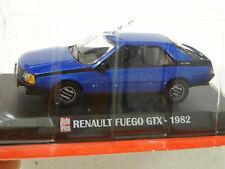 RENAULT FUEGO GTX 1982 1/43 Bon état en boite  H36