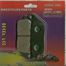 Honda Disc Brake Pads NT650 NTV650 88-93 Front (1 set)