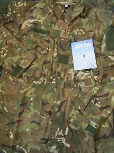 ARKTIS A110 MEP VISTA Multicam Hot Climate SHIRT jacket Army Camo bushcraft XL