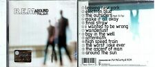 R.E.M. AROUND THE SUN LEAVING NEW YORK ELECTRON BLUE CD SEALED