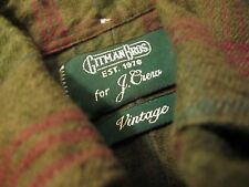 Gitman Bros. Vintage for J Crew shirt, made in USA, new with tags