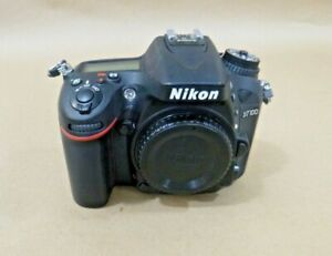 Nikon D7100 Digital Camera ( Missing Battery Cover, Untested, Selling For Parts)
