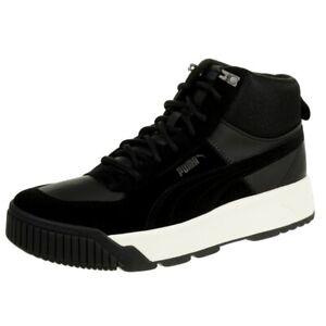 Puma Herren Tarrenz SB High-Top Sneaker Stiefel 370551  Schwarz
