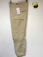 US Army tan camouflage BDU ACU combat pants trousers utility uniform 35~38x32