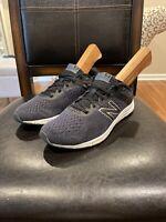 New Balance Women's 635v2 Cushioning Running Shoe, Grey/Black, Size 9B