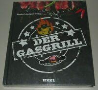 Rudolf Jaeger Der Gasgrill Grill Gas Rezepte Fisch Fleisch Gemüse Pizza Buch Neu