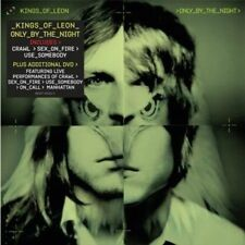 Only by the Night [CD/DVD] by Kings of Leon (CD, Dec-2008, 2 Discs, Columbia (USA))