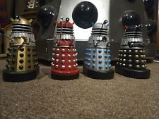 More details for set of 4 character options movie daleks 5 inch custom.