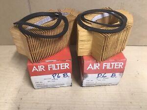 ROVER P6B  ORIGINAL AIR FILTERS - NOS
