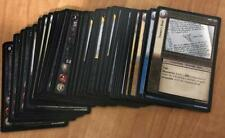 LOTR TCG Lord of the Rings TREACHERY/DECEIT Common Set COMPLETE 33/40 Cards