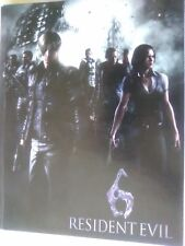 Resident Evil 6 Signature Series Guide by Capcom Japan Staff and BradyGames Staf