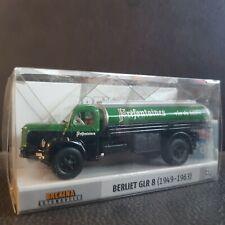 """Brekina SAI HO Camion Berliet GLR 8 """"Préfontaines"""" ref 2619 avec boite"""