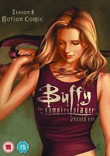 Buffy the Vampire Slayer - Season 8 Motion Comic (Issue: 1-19) (DVD)