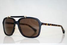 EMPORIO ARMANI Mens Designer Sunglasses Brown Aviator EA 4036 5269 73 11937