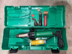 Leister Welder Triac S hot air 110v *