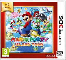 Super Mario Party Island Tour NINTENDO 3DS Select IT IMPORT NINTENDO
