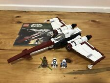 LEGO 75004 Star Wars Republic Z-95 Headhunter RETIRED CLONE WARS RARE COMPLETE