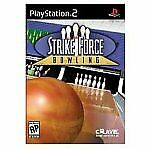 Strike Force Bowling - 2004 Crave Entertainment - Sony PlayStation 2 PS2