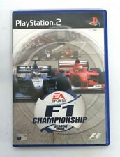 F1 campeonato temporada 2000 Sony PlayStation 2 PS2 Juego Gratis P&P